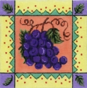 Grapes With Border