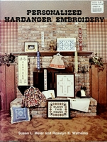 Personalized Hardanger Embroidery