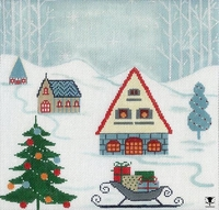 Assorted Christmas Pillows, Pictures & more!