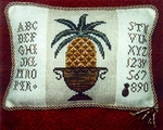 Pineapple Sampler Pillow
