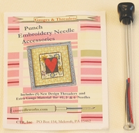 Punch Embroidery Needle Accessories, Gauges & Threaders