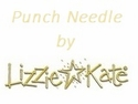 Punch Needle from Lizzie Kate