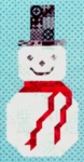 Quilted Snowman