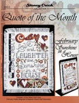 Quote Of The Month - February