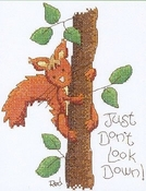 Red the Squirrel - Just Don't Look Down