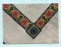 Cross & Medallion Border