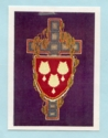 Cross & Saint James Shield