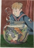 Sailor Boy with Fish Bowl