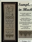 Sampler in Black