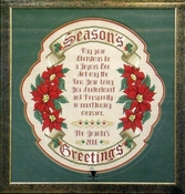 Season's Greetings Sampler