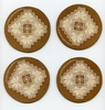 Set of 4 Hardanger Coasters