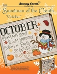 Snowman Of The Month - October
