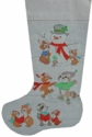 Snowmen Stockings