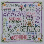 Spring Typography