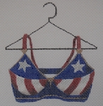 Stars & Stripes Bra