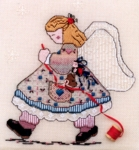 Sugar - Stitching Angel