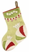 Sugarplum Stocking