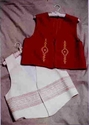 Swedish Weaving Vests