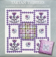 Tartan Thistle Picture Kit