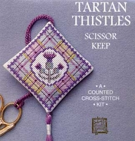Tartan Thistle Scissor Keep Kit