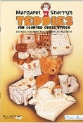 Teddies for Counted Cross Stitch