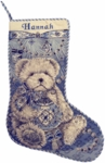 Teddy Bear Sock