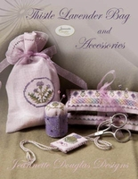 Thistle Lavender Bag and Accessories