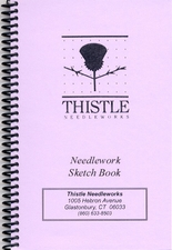 Thistle's Needlework Sketch Book