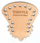 Thistle Thread Holder