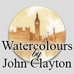 John Clayton Watercolours