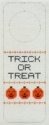Trick Or Treat Door Hanger