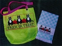 Trick Or Treat Tote & Towel
