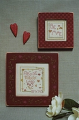 Twin Hearts Sampler