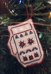 Warm Woolen - Ornament of the Month