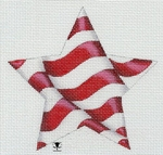 Waving Flag Star