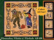 Werewolves, Witches & Warlocks