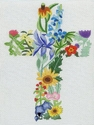 Wildflower Cross