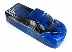 1/10 Caldera Truck Body, Blue and Black