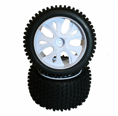 1/10 Caldera XB Buggy Wheels, Front