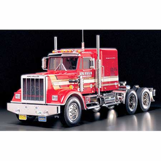 1/14 King Hauler Semi Kit by Tamiya