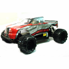 1/5 Rampage Truck Body, Red