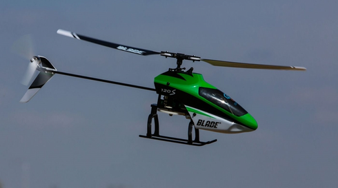 120 S RTF RC Helicopter W/ SAFE Technology Flybarless