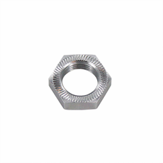 17mm Wheel Nut, Aluminum ~