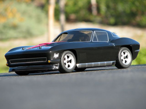 1967 Chevrolet Corvette Stingray Custom Painted RC Touring Car / RC Drift Car Body 200mm (Painted Body Only)