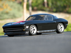 1967 Chevrolet Corvette Stingray Redcat Racing EP Brushless RTR Custom Painted Electric RC Street Cars Now With 2.4 GHZ Radio AND 2S Lipo Battery!!!