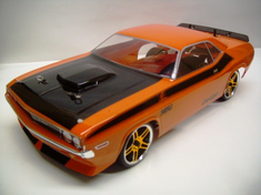 1970 DODGE CHALLENGER Redcat Racing EPX RTR Custom Painted Electric RC Drift Cars Now With 2.4Ghz Radio!!!
