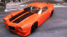 1971 Chevrolet Camaro Z28 Redcat Racing EP Brushless RTR Custom Painted Electric RC Drift Cars Now With 2.4 GHZ Radio AND 2S Lipo Battery!!!
