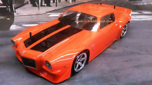 1971 Chevrolet Camaro Z28 Redcat Racing EPX RTR Custom Painted Electric RC Drift Cars Now With 2.4Ghz Radio!!!