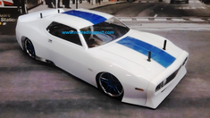 1971 J-71 Vintage Trans-Am VTA Redcat Racing EP Brushless RTR Custom Painted Electric RC Street Cars Now With 2.4 GHZ Radio AND 2S Lipo Battery!!!