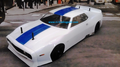 1971 J-71 Vintage Trans-Am VTA Redcat Racing EPX RTR Custom Painted Electric RC Street Cars Now With 2.4Ghz Radio!!!